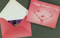 Gift Card Envelope - Valentine's Day