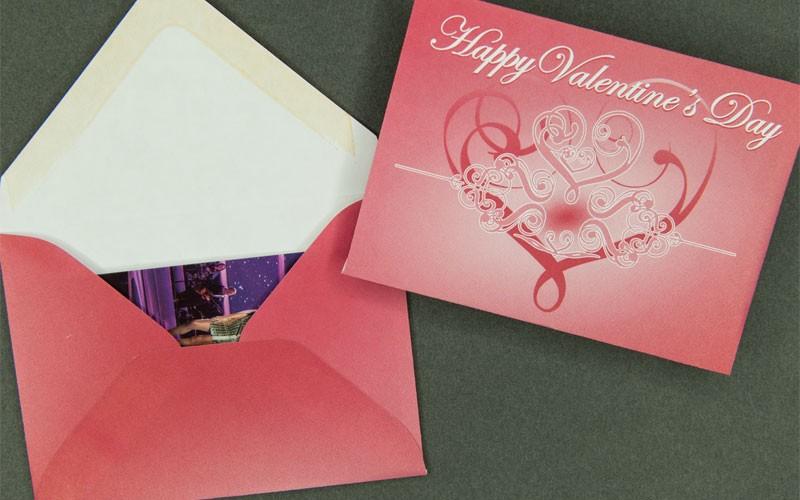 Gift Card Envelope - Valentine's Day Archives - Bank Cards, DVDs ...