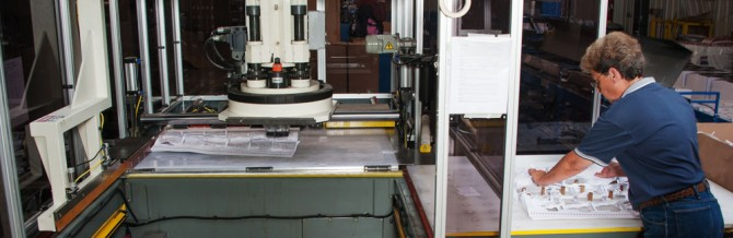 IPC Die-Cutting Machine