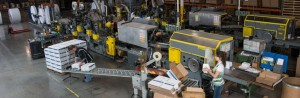 Large Folding Machine