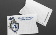 ArmorShield® RFID Blocking Card Sleeve