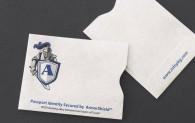 ArmorShield® TX2 RFID Blocking Passport Sleeve