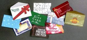 Gift Card Sleeve