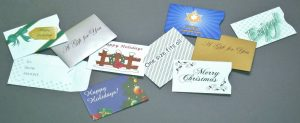 Card Sleeves And Envelopes