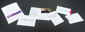 Hotel Key Card Sleeve