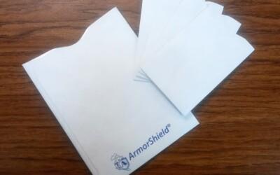 ArmorShield® RFID Blocking Protector Pack